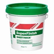 Шпатлевка SheetRock SuperFinish 28 кг